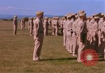 Image of Members of the 5th Division of USMC Camp Pendleton California USA, 1967, second 25 stock footage video 65675022396