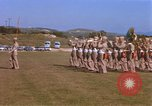 Image of Members of the 5th Division of USMC Camp Pendleton California USA, 1967, second 57 stock footage video 65675022396