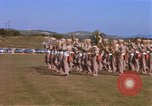 Image of Members of the 5th Division of USMC Camp Pendleton California USA, 1967, second 59 stock footage video 65675022396