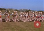 Image of Members of the 5th Division of USMC Camp Pendleton California USA, 1967, second 62 stock footage video 65675022396