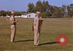 Image of Major General Kyle and General Sawyer Camp Pendleton California USA, 1967, second 7 stock footage video 65675022397