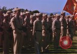 Image of Major General Kyle and General Sawyer Camp Pendleton California USA, 1967, second 40 stock footage video 65675022397