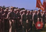 Image of Major General Kyle and General Sawyer Camp Pendleton California USA, 1967, second 42 stock footage video 65675022397
