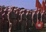 Image of Major General Kyle and General Sawyer Camp Pendleton California USA, 1967, second 43 stock footage video 65675022397