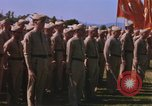 Image of Major General Kyle and General Sawyer Camp Pendleton California USA, 1967, second 45 stock footage video 65675022397