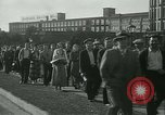 Image of Labor strike workers clash with police Wyomissing Pennsylvania USA, 1936, second 14 stock footage video 65675022415