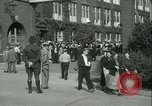 Image of Labor strike workers clash with police Wyomissing Pennsylvania USA, 1936, second 23 stock footage video 65675022415