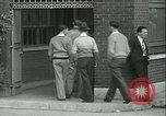 Image of Labor strike workers clash with police Wyomissing Pennsylvania USA, 1936, second 26 stock footage video 65675022415