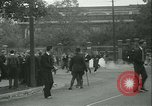 Image of Labor strike workers clash with police Wyomissing Pennsylvania USA, 1936, second 37 stock footage video 65675022415