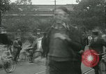 Image of Labor strike workers clash with police Wyomissing Pennsylvania USA, 1936, second 41 stock footage video 65675022415