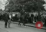 Image of Labor strike workers clash with police Wyomissing Pennsylvania USA, 1936, second 47 stock footage video 65675022415