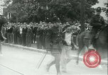 Image of Labor strike workers clash with police Wyomissing Pennsylvania USA, 1936, second 50 stock footage video 65675022415