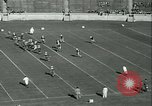 Image of Yale versus Cornell football New Haven Connecticut USA, 1936, second 19 stock footage video 65675022419