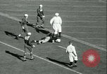 Image of Yale versus Cornell football New Haven Connecticut USA, 1936, second 38 stock footage video 65675022419