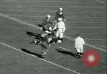 Image of Yale versus Cornell football New Haven Connecticut USA, 1936, second 39 stock footage video 65675022419