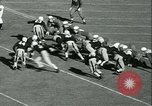 Image of Yale versus Cornell football New Haven Connecticut USA, 1936, second 43 stock footage video 65675022419