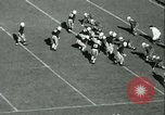 Image of Yale versus Cornell football New Haven Connecticut USA, 1936, second 58 stock footage video 65675022419
