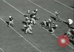 Image of Yale versus Cornell football New Haven Connecticut USA, 1936, second 61 stock footage video 65675022419