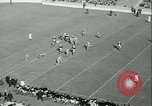 Image of Notre Dame versus Carnegie Tech football South Bend Indiana USA, 1936, second 18 stock footage video 65675022420