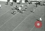 Image of Notre Dame versus Carnegie Tech football South Bend Indiana USA, 1936, second 33 stock footage video 65675022420