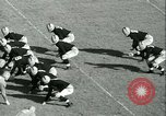 Image of Notre Dame versus Carnegie Tech football South Bend Indiana USA, 1936, second 35 stock footage video 65675022420
