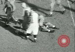 Image of Notre Dame versus Carnegie Tech football South Bend Indiana USA, 1936, second 47 stock footage video 65675022420