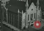 Image of priest performs religious ceremony United States USA, 1934, second 4 stock footage video 65675022430
