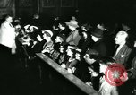 Image of priest performs religious ceremony United States USA, 1934, second 47 stock footage video 65675022430