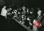 Image of priest performs religious ceremony United States USA, 1934, second 49 stock footage video 65675022430