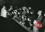 Image of priest performs religious ceremony United States USA, 1934, second 51 stock footage video 65675022430