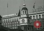 Image of Independence Day ceremony Philadelphia Pennsylvania USA, 1934, second 14 stock footage video 65675022431