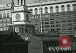Image of Independence Day ceremony Philadelphia Pennsylvania USA, 1934, second 23 stock footage video 65675022431