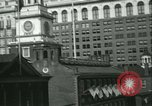 Image of Independence Day ceremony Philadelphia Pennsylvania USA, 1934, second 24 stock footage video 65675022431