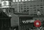 Image of Independence Day ceremony Philadelphia Pennsylvania USA, 1934, second 26 stock footage video 65675022431