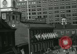 Image of Independence Day ceremony Philadelphia Pennsylvania USA, 1934, second 27 stock footage video 65675022431