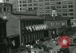 Image of Independence Day ceremony Philadelphia Pennsylvania USA, 1934, second 29 stock footage video 65675022431