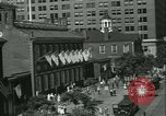 Image of Independence Day ceremony Philadelphia Pennsylvania USA, 1934, second 30 stock footage video 65675022431