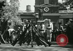 Image of Independence Day ceremony Philadelphia Pennsylvania USA, 1934, second 45 stock footage video 65675022431