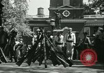 Image of Independence Day ceremony Philadelphia Pennsylvania USA, 1934, second 46 stock footage video 65675022431