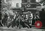 Image of Independence Day ceremony Philadelphia Pennsylvania USA, 1934, second 49 stock footage video 65675022431