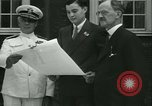 Image of Independence Day ceremony Philadelphia Pennsylvania USA, 1934, second 52 stock footage video 65675022431