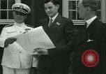 Image of Independence Day ceremony Philadelphia Pennsylvania USA, 1934, second 54 stock footage video 65675022431