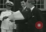 Image of Independence Day ceremony Philadelphia Pennsylvania USA, 1934, second 55 stock footage video 65675022431