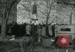 Image of Blessing of the hounds opens Fall Fox Hunt Lexington Kentucky USA, 1934, second 12 stock footage video 65675022434