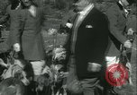 Image of Blessing of the hounds opens Fall Fox Hunt Lexington Kentucky USA, 1934, second 21 stock footage video 65675022434