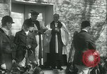 Image of Blessing of the hounds opens Fall Fox Hunt Lexington Kentucky USA, 1934, second 24 stock footage video 65675022434