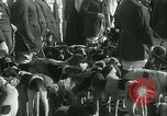 Image of Blessing of the hounds opens Fall Fox Hunt Lexington Kentucky USA, 1934, second 27 stock footage video 65675022434