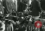 Image of Blessing of the hounds opens Fall Fox Hunt Lexington Kentucky USA, 1934, second 28 stock footage video 65675022434