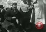 Image of Blessing of the hounds opens Fall Fox Hunt Lexington Kentucky USA, 1934, second 35 stock footage video 65675022434