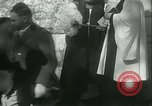 Image of Blessing of the hounds opens Fall Fox Hunt Lexington Kentucky USA, 1934, second 36 stock footage video 65675022434